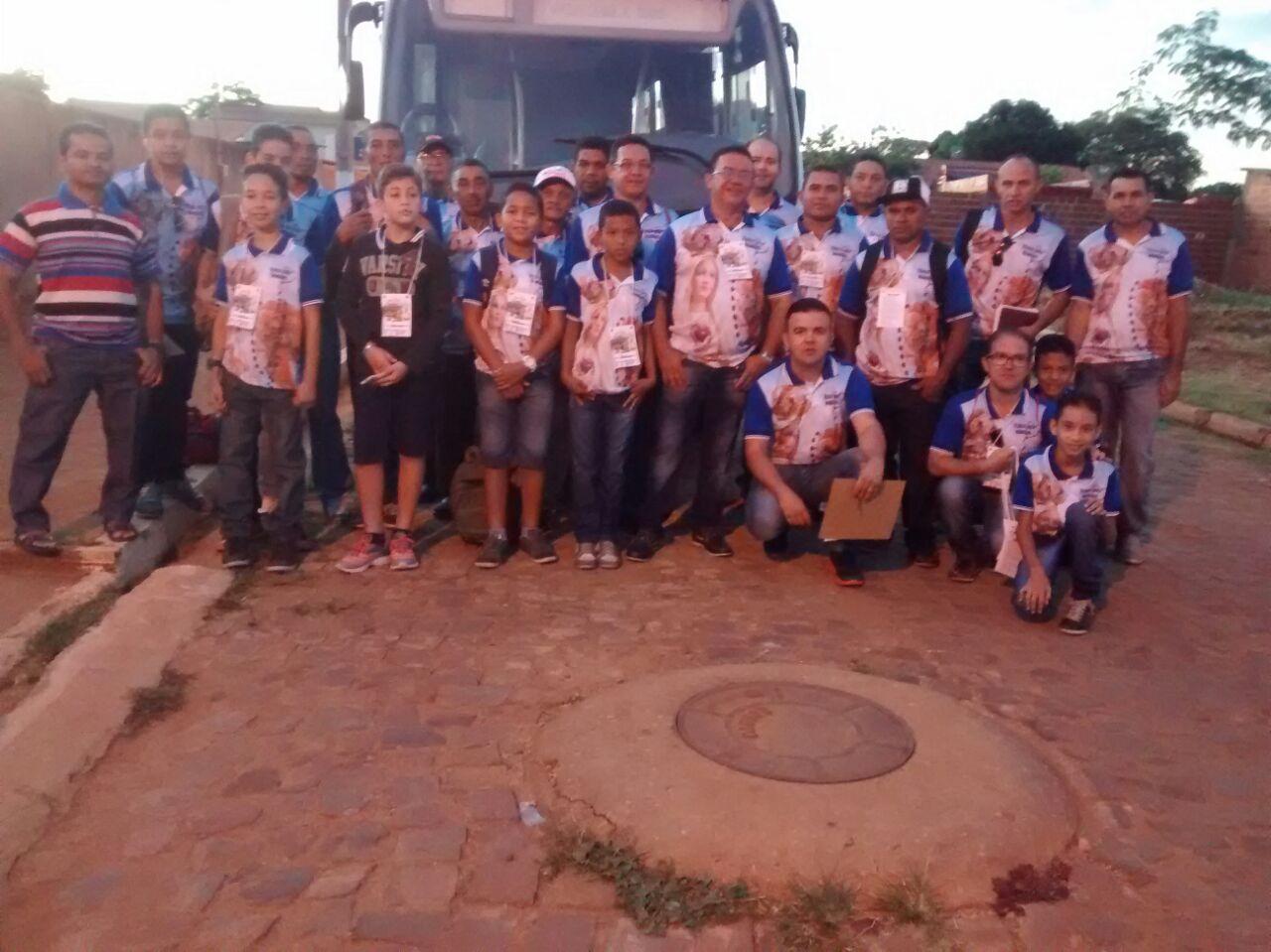 Romeiros de Tanque do Piauí